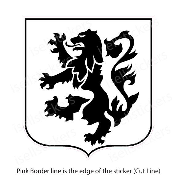 Army 26th Infantry Regiment Military Graphics Decal Sticker Car